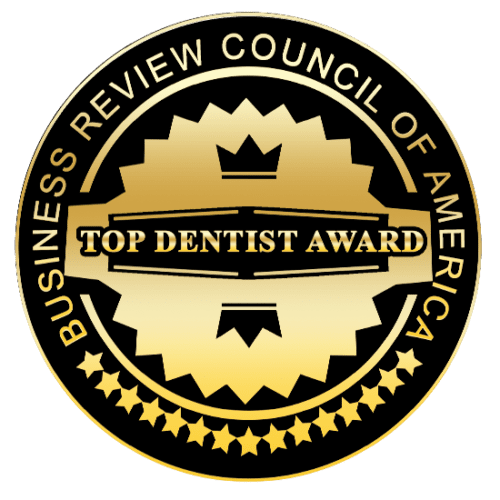 top-dentist-badge