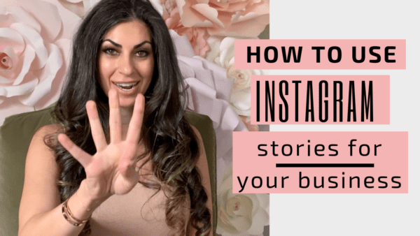 Using instagram stories for business